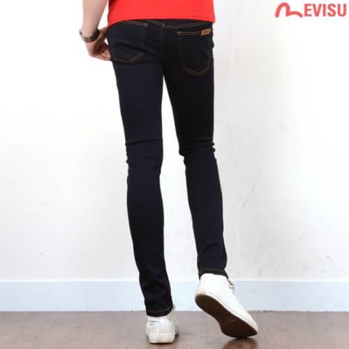 EJ9JP201_YE - MEN Skinny Jeans / Jeans