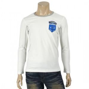 Round t-shirts EL3RT005 Long-sleeve - MEN