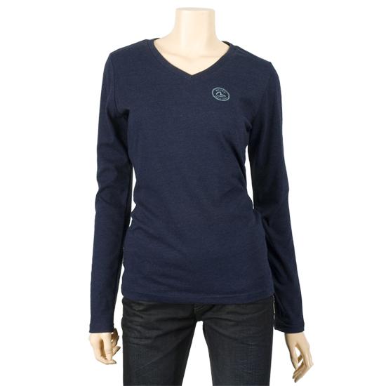 EL3VT054_V-neck T-shirt_WOMEN