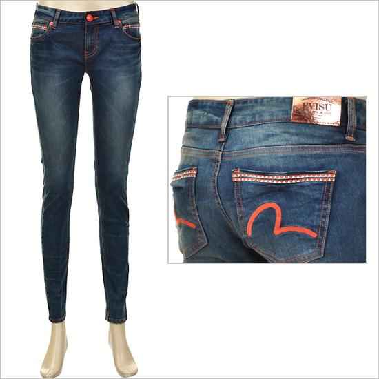Women's trousers fall EL9JP751_OR 751-WOMEN